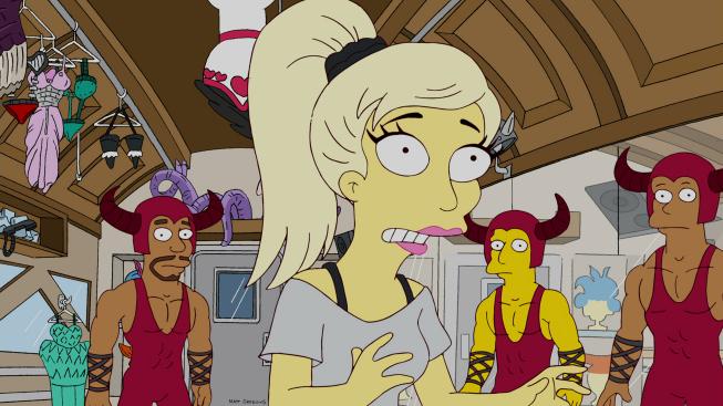 Lisa Goes Gaga promo 6.jpg