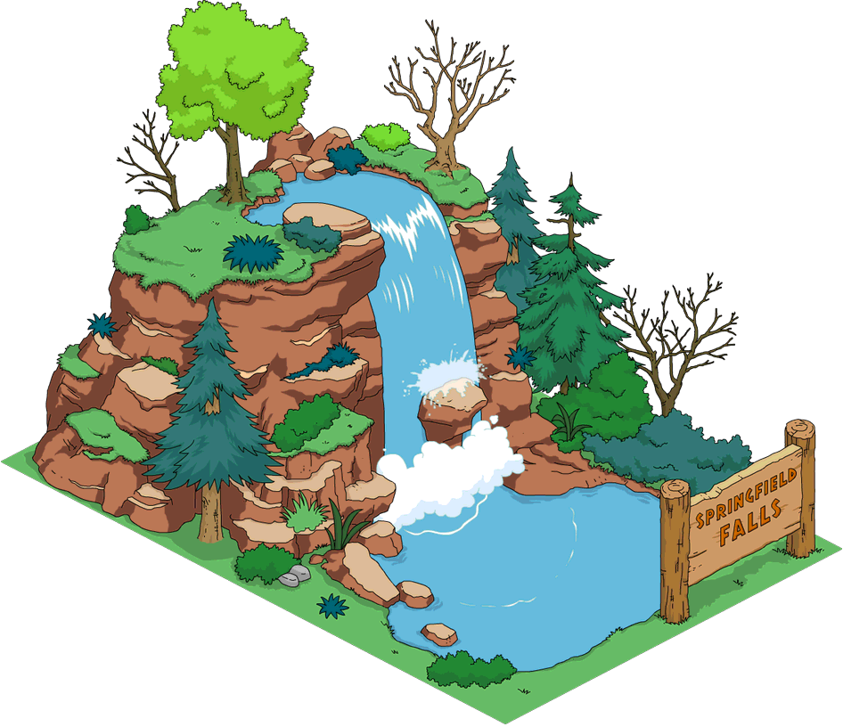Tapped Out Springfield Falls.png