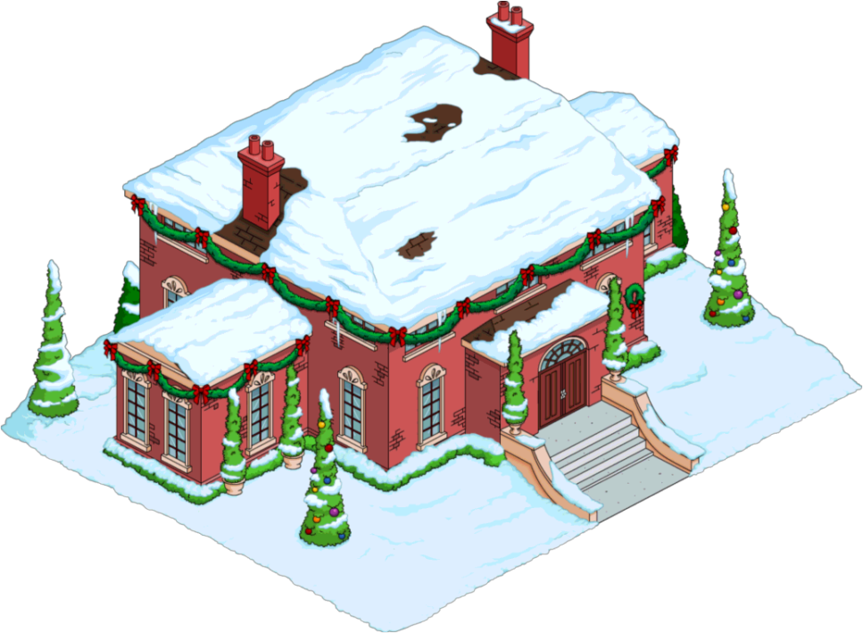 Christmas Wolfcastles Mansion.png