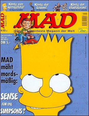 German MAD Magazine 23 (1998 - present).jpg