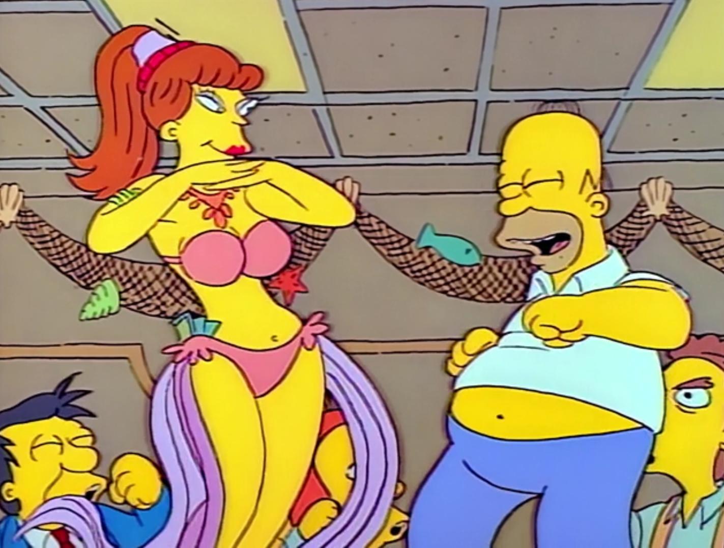 Princess Kashmir & Homer.png