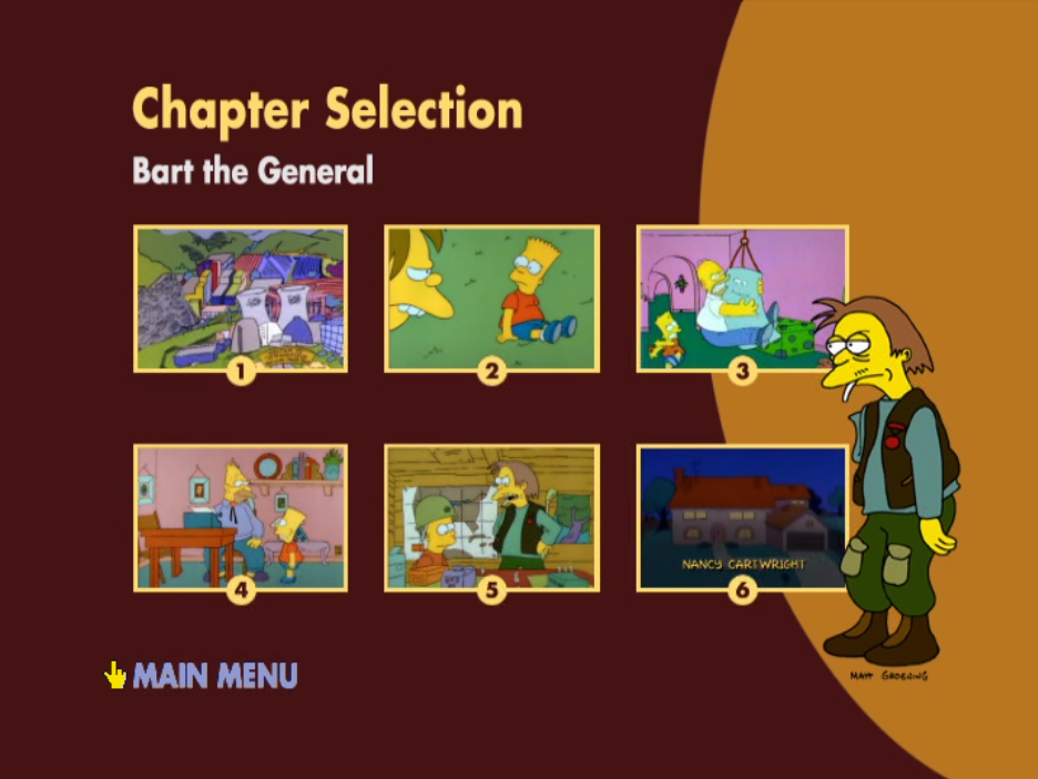 Bart the General Selection The Complete First Season.png