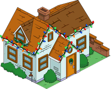Tapped Out Christmas White House melted.png