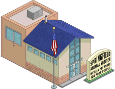 Tapped Out Springfield Animal Shelter.png