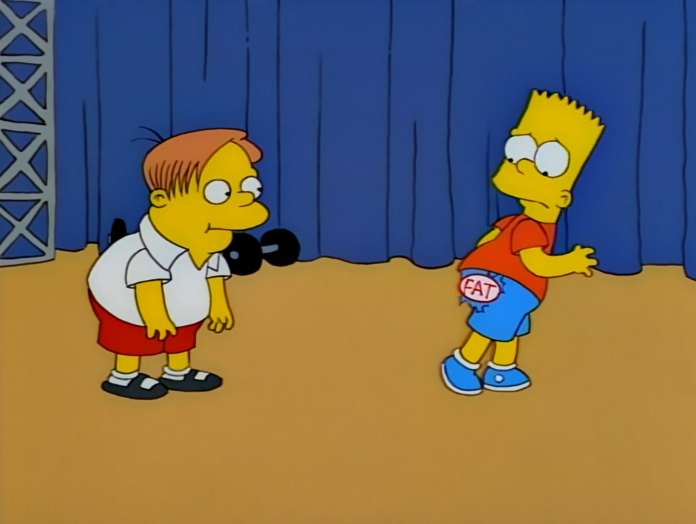 Bart Star - Wikisimpsons, the Simpsons Wiki