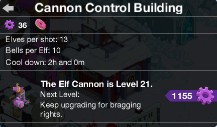 Tapped Out Cannon Control Building Level Up.png