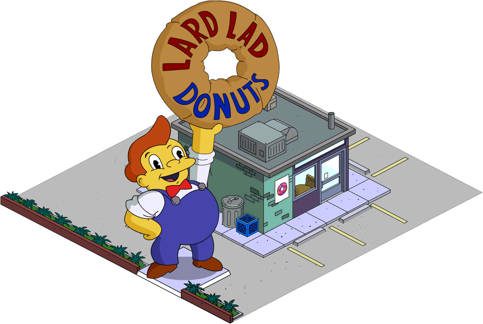 Lard Lad Donuts Tapped Out.png
