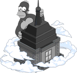 Tapped Out King Homer's Skyscraper menu.png