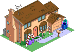 Tapped Out Tacky Festive Simpson House melted.png