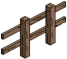 Tapped Out Boardwalk Fence 4.png