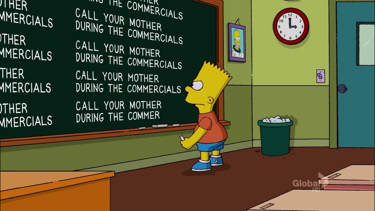 Ned 'N' Edna's Blend Chalkboard Gag.png