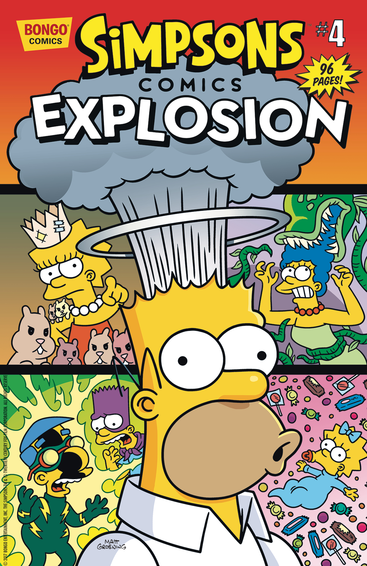 Simpsons comic galleries 45