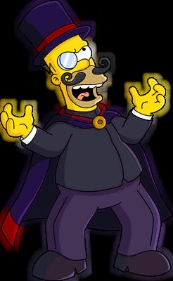 TSTO Evil Homer.png