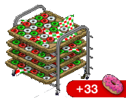 Tapped Out Tray of 132 Donuts Christmas.png