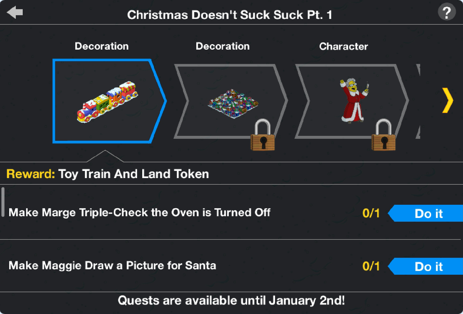 A Simpsons Christmas Special Act 4 Prizes.png