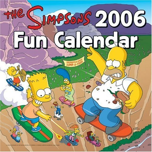 The Simpsons 2006 Fun Calendar.jpg