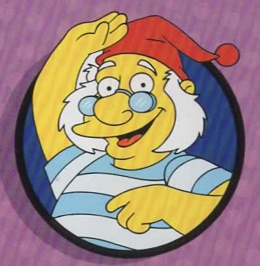 Mr Smee Wikisimpsons The Simpsons Wiki