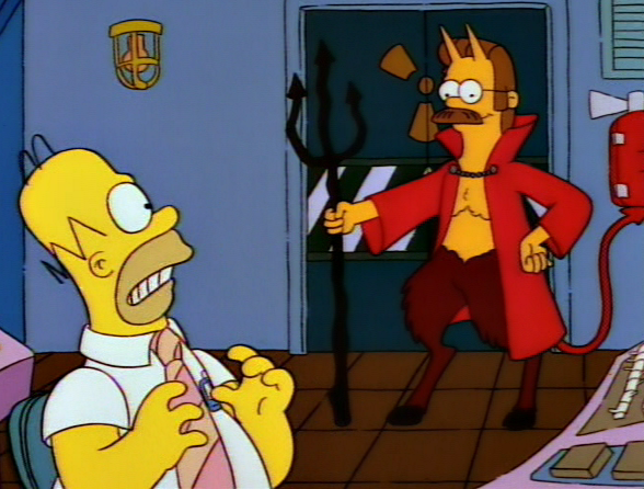 Homer with Devil Flanders.png