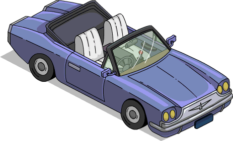 Tapped Out Mr. Powers Car.png