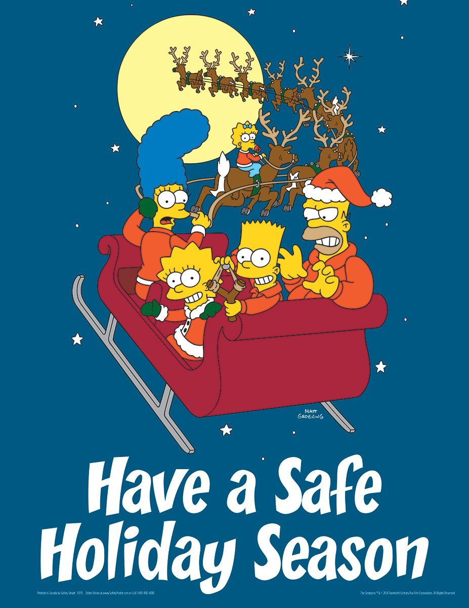 The Simpsons Safety Poster 71.png