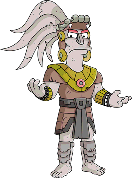 Unlock Mayan God.png