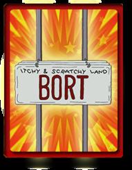 """""""Bort"""" License Plate Hit & Run.png"""