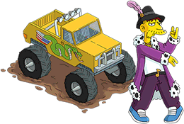 Cletus' Monster Truck Manager Cletus.png