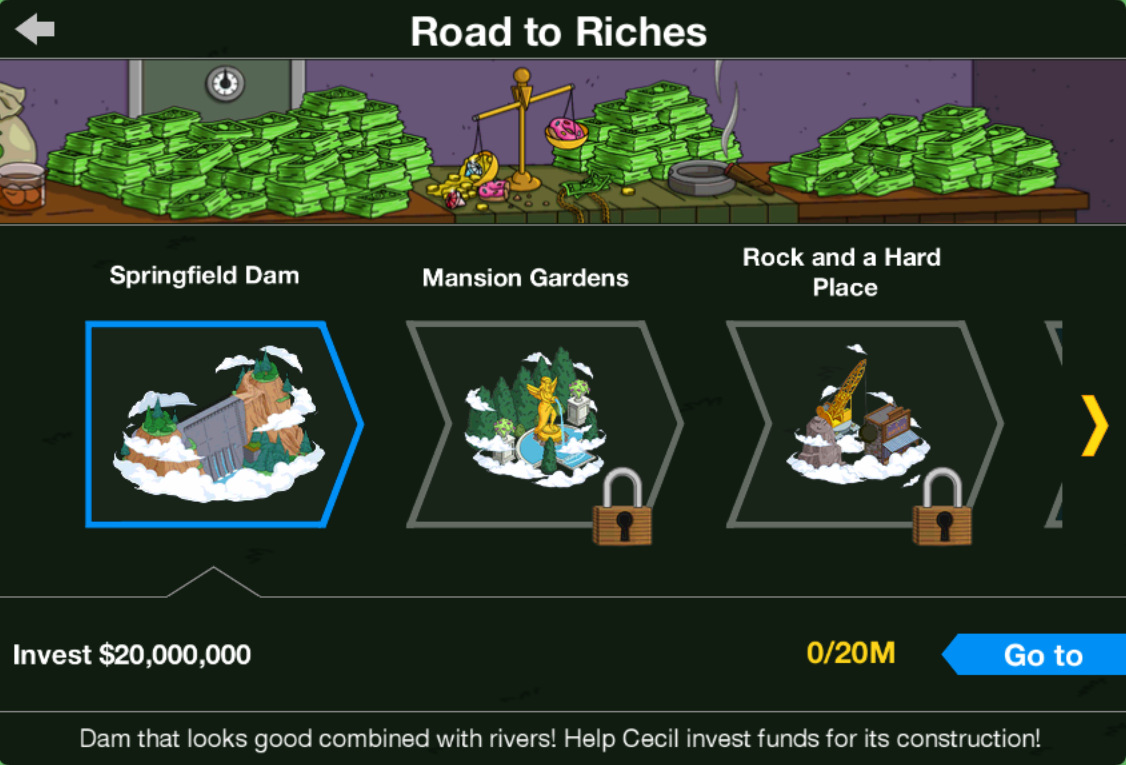 Road to Riches Screen.png