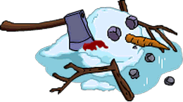 Murdered Snowman melted.png