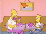 Bart and Homer Eat Dinner.jpg