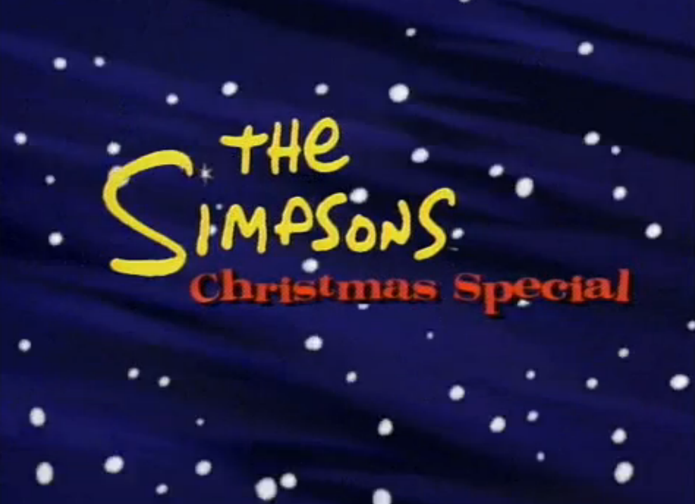 Simpsons christmas title.png