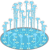 Tapped Out Water Show Fountain.png