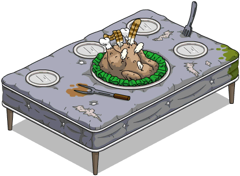 Mattress King Dinner Table.png