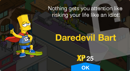 Daredevil Bart Unlock.png