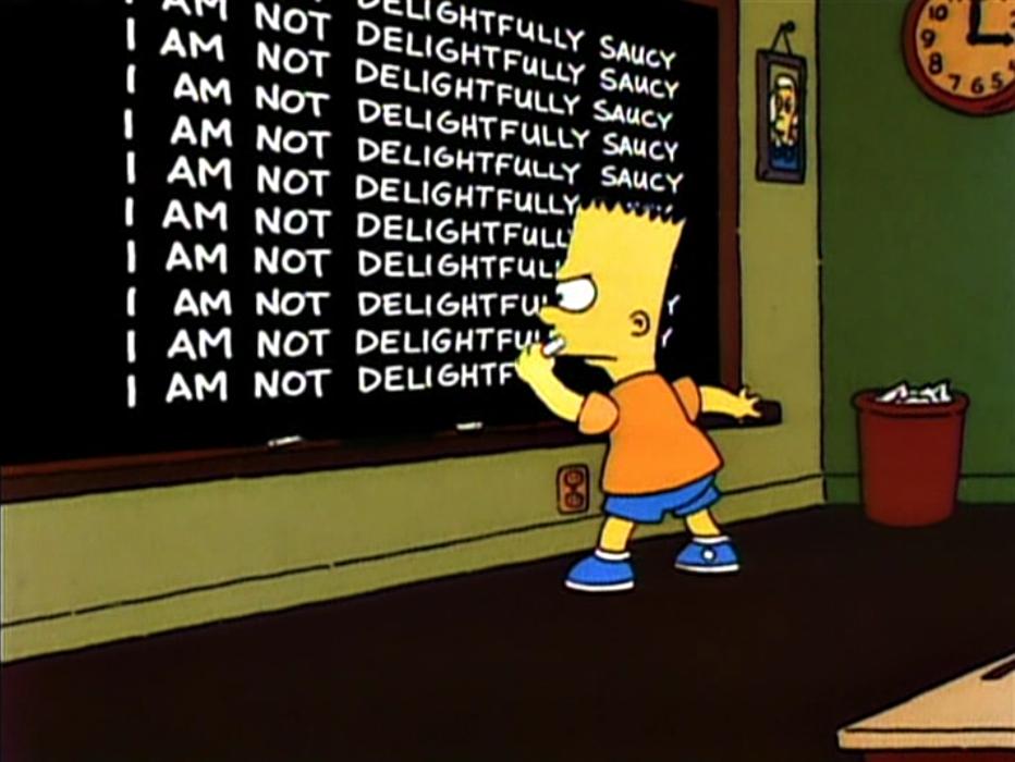 Homer Loves Flanders - chalkboard gag.png