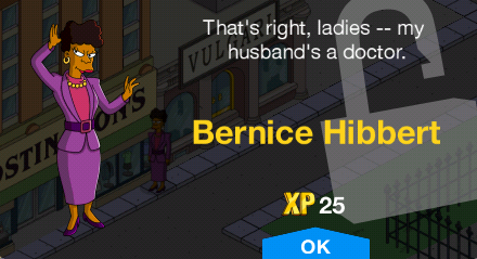 Tapped Out Bernice Hibbert New Character.png