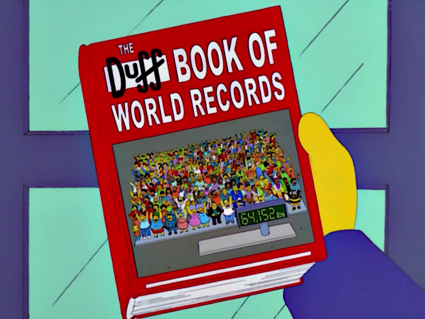 Duff book of world records.png
