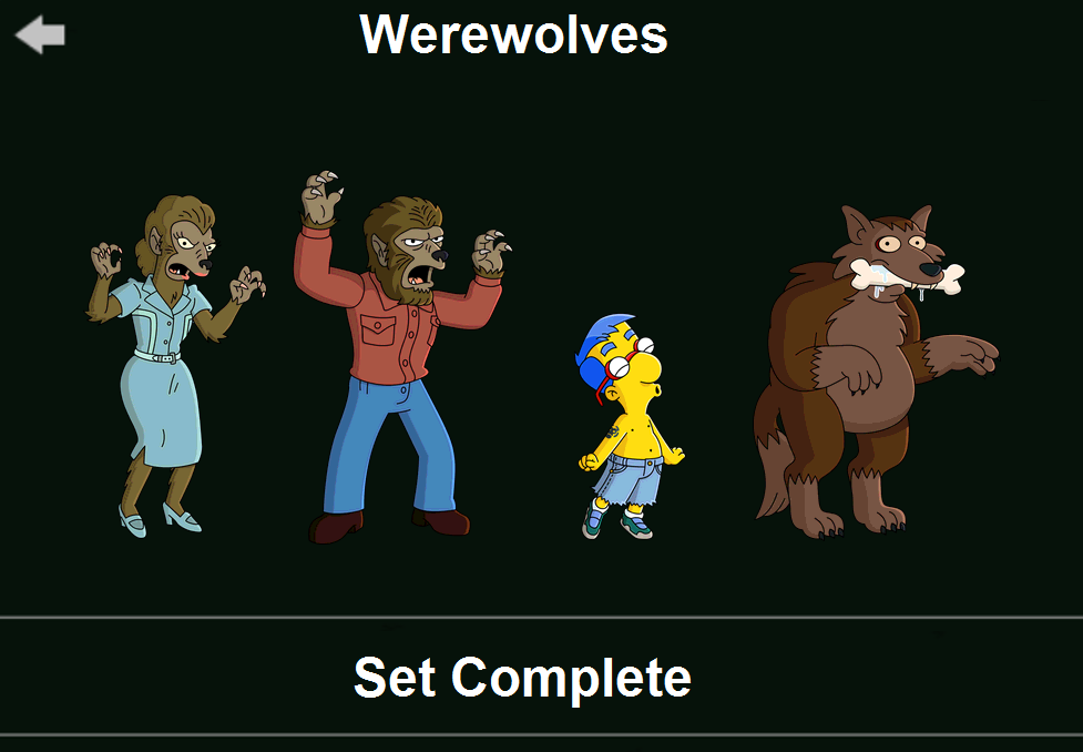 TSTO Werewolves Collection.png