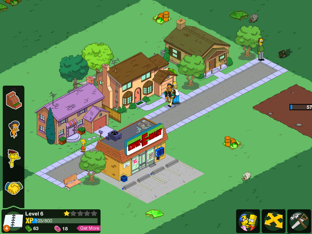 Simpsons Tapped Out Level 6.png