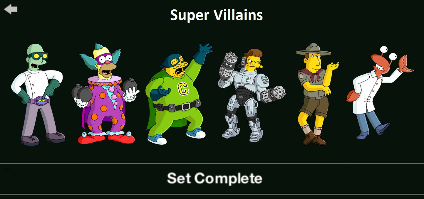 TSTO SuperVillains Collection.png