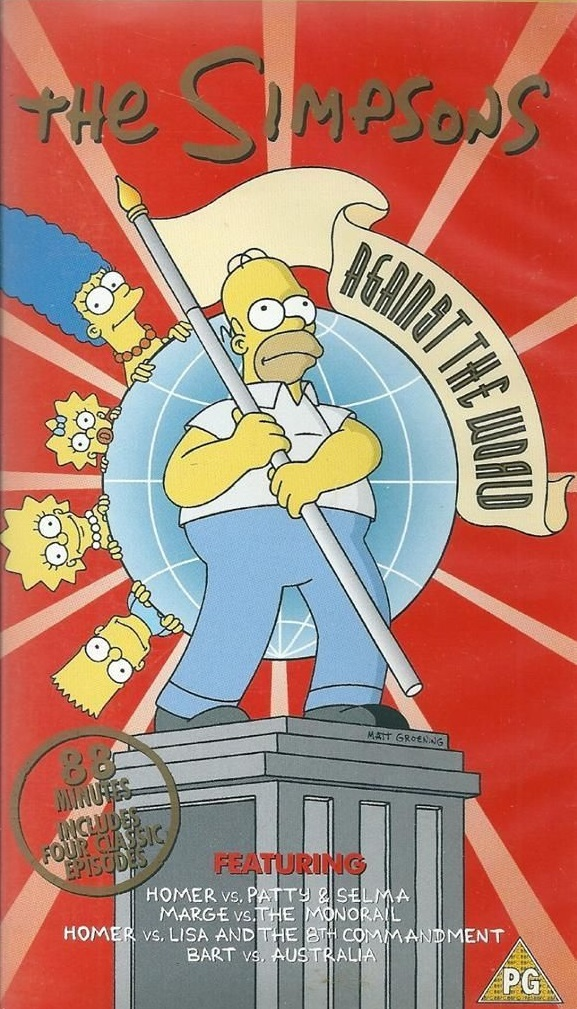 The Simpsons Against the World.jpg