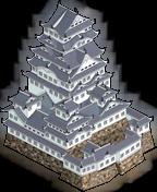 TSTO Himeji Castle.png