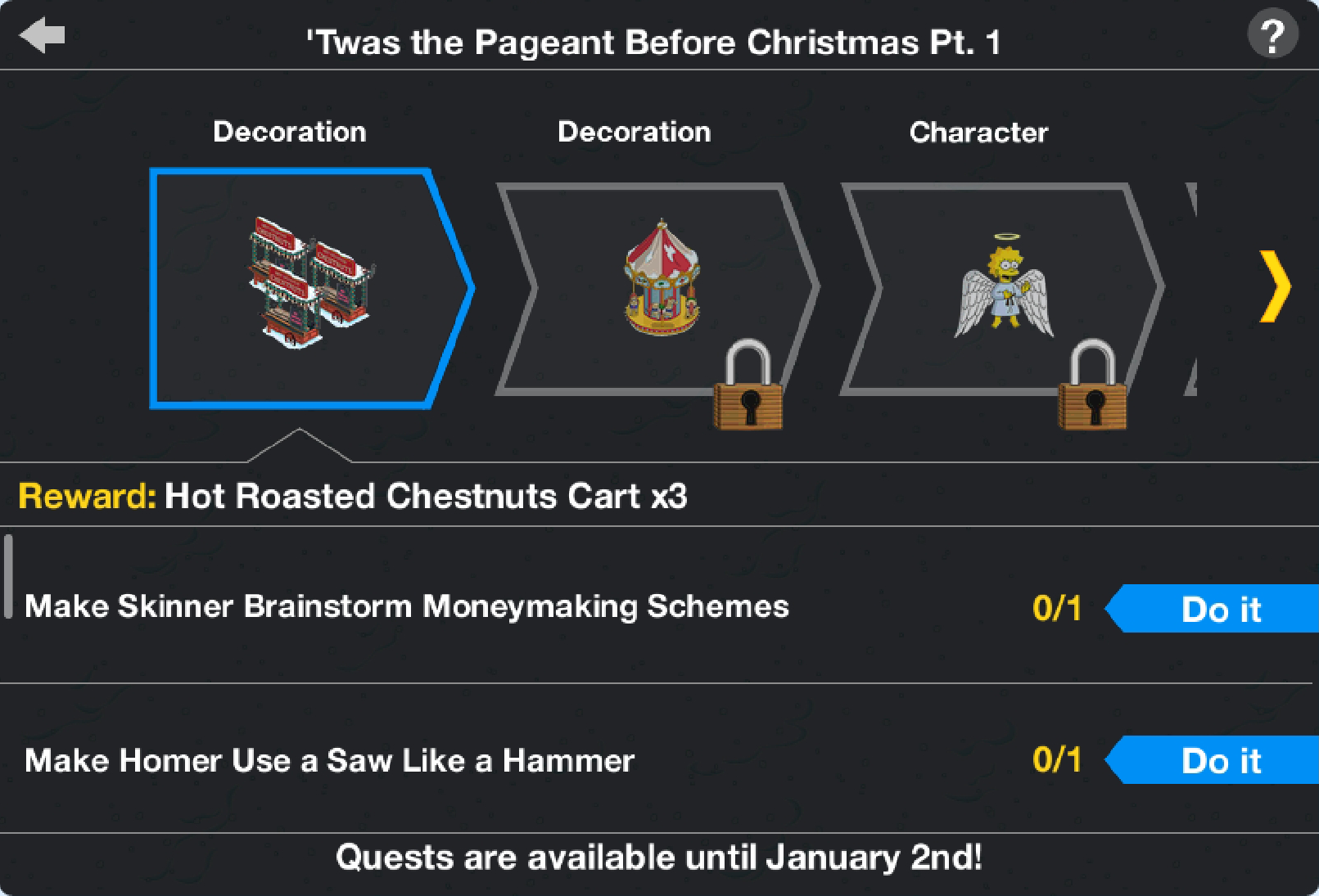 A Simpsons Christmas Special Act 1 Prizes.png