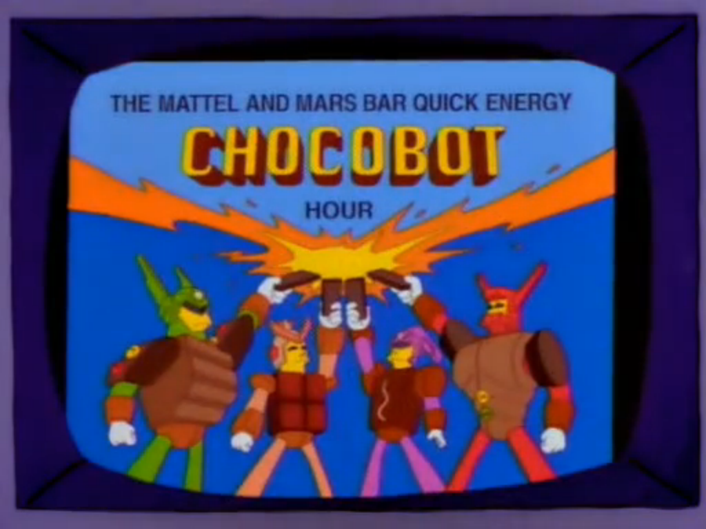 Mattel and Mars Bar Quick Energy Chocobot Hour.png