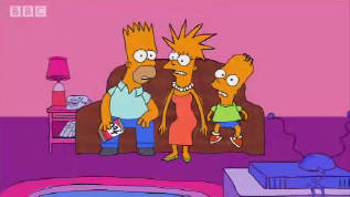 Dead Ringers - The Stimpsons Homer, Marge and Bart Simpson.png
