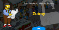 Tapped Out Zutroy unlock.png