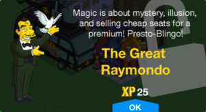 The Great Raymondo Unlock.png