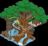 Waterslide Tree Take a Tropical Bath.png