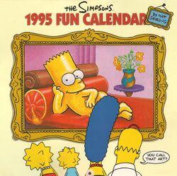 Simpsons 1995 Calendar.jpg