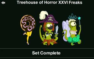 Treehouse of Horror XXVI Freaks